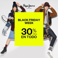 Black Friday Week Pepe Jeans